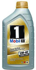 Ulei motor Mobil 1 New Life, 0W40, 1L