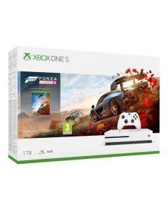 Consola Microsoft Xbox One S 1 TB + Forza Horizon 4