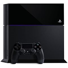 Consola Play Station 4, 500 GB Sony, Negru