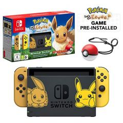 Consola Nintendo Switch - Pokemon Eevee