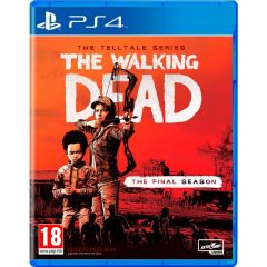 Telltale The Walking Dead Season 4 - Ps4