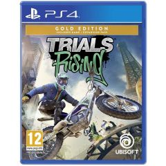 Trials Rising Gold Edition - Ps4