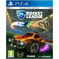 Rocket League Collectors Edition - Ps4