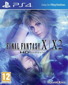 Final Fantasy X/X-2 Hd Remastered - Ps4