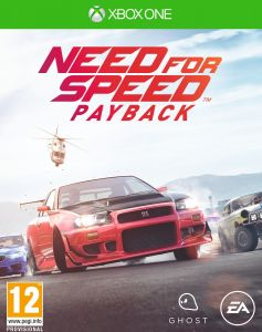 Need for Speed (NFS) Payback Xbox One