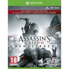 Assassins Creed 3 & Assassins Creed Liberation Remaster - Xbox One
