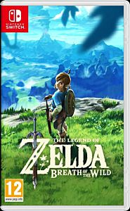 The Legend Of Zelda Breath Of The Wild - Sw