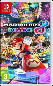 Mario Kart 8 Deluxe - Sw