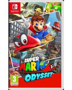 Super Mario Odyssey - Sw
