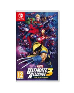 Joc Marvel Ultimate Alliance 3 Black Order pentru Nintendo Switch
