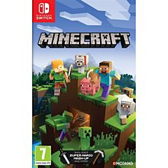 Minecraft Switch Bedrock Edition - Sw