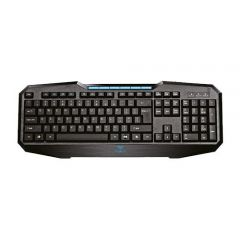 Tastatura gaming Adjudication Aula, Negru, 110 taste