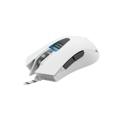 Mouse gaming White Shark GM-1603, Alb