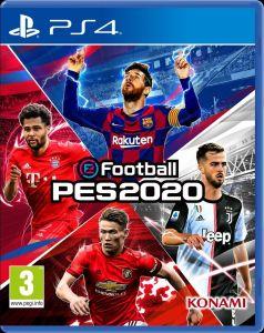 Joc PES 2020 pentru PlayStation 4