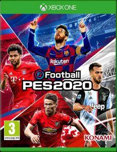 Joc PES 2020 pentru Xbox One