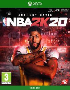 Joc NBA 2K20 pentru Xbox One