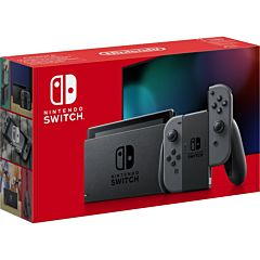 Consola NINTENDO Switch, Grey Joy-Cons