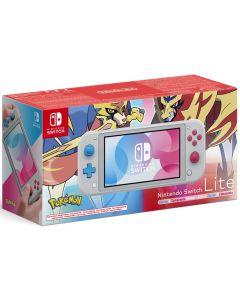 Consola Nintendo Switch Lite - Zacian & Zamazenta