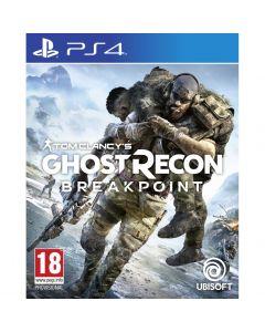 Joc Ghost Recon Breakpoint pentru Playstation 4