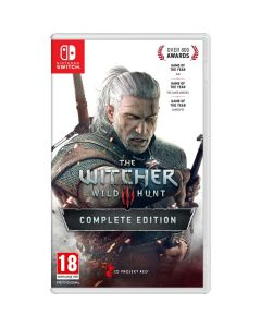 Joc The Witcher 3 pentru Nintendo Switch