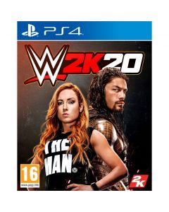 Joc WWE 2K20 pentru Playstation 4
