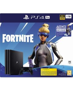 Consola Playstation 4 PRO + Fortnite Neo Versa, 1TB, Negru
