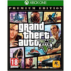 Joc Grand Theft Auto 5 Premium Edition pentru Xbox One