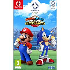 Joc Mario & Sonic At The Olympic Games Tokyo pentru Nintendo Switch