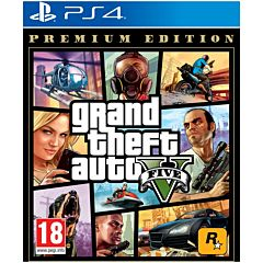 Joc Grand Theft Auto 5 Premium Edition pentru Playstation