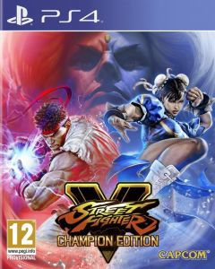 Joc Street Fighter V: Champion Edition pentru PlayStation 4