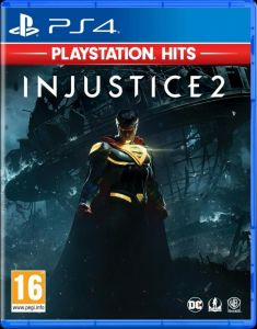 Injustice 2 Playstation Hits - Ps4