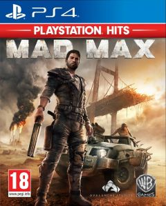 Mad Max Playstation Hits - Ps4