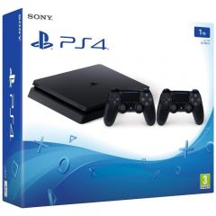 Consola PlayStation 4, 1 TB + Extra Controller