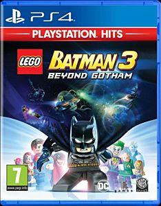 Lego Batman 3 Beyond Gotham Playstation Hits - Ps4