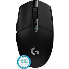 Mouse gaming wireless Logitech G305, 12K DPI, Negru