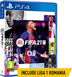 Joc FIFA 21 - PS4, Standard Edition