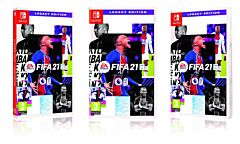 Joc FIFA 21 - Nintendo Switch, Legacy Edition