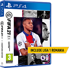 Joc FIFA 21 - PS4, Champions Edition