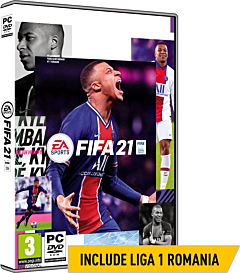 Joc FIFA 21 - PC, Standard Edition