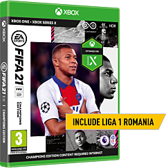Joc FIFA 21 - Xbox One, Champions Edition