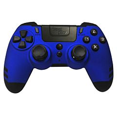 Controller PS4 Steelplay Metal, Blue