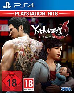 Joc Yakuza 6 The Song Of Life PS4