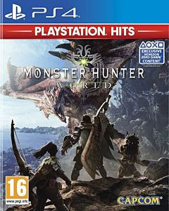 Joc Monster Hunter World Hits PS4