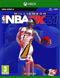 Joc NBA 2k21 Standard Edition - Xbox One