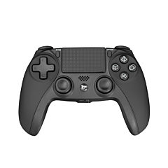 Controller PS4 White Shark GPW-4003, Negru