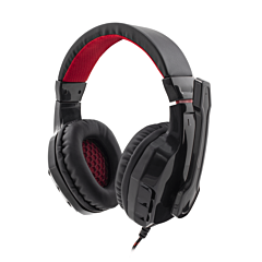 Casti White Shark GHS-1641 PANTHER Black/Red