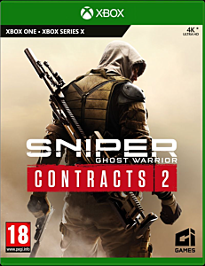 Joc Sniper Ghost Warrior Contracts 2 - Xbox One