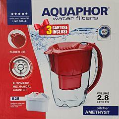 Cana filtranta Aquaphor Amethyst + 3 cartuse