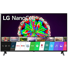 Televizor LED Smart LG 49NANO803, NanoCell, 123 cm, 4K Ultra HD