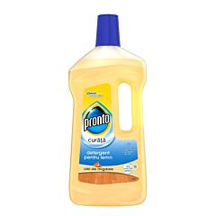 Detergent pentru lemn Pronto Ulei Migdale, 750ml